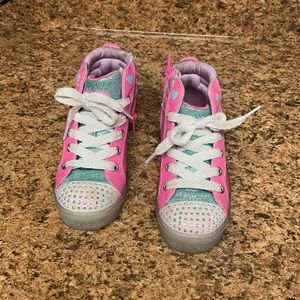 Toddler Girl Twinkle Toes Shoes